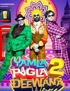 Jatt Yamla Pagla Ho Gaya - Yamla Pagla Deewana 2
