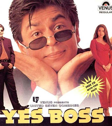 Choodi Baji Hai Kahin Door - Yes Boss