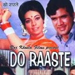 Chhup Gaye Sare Nazare - Do Raaste