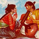 Jhoole Mein Pawan Ke Aai Bahar - Baiju Bawra