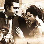 Mere Mehboob Qayamat Hogi - Mr. X in Bombay