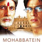 Pairon Mein Bandhan Hai - Mohabbatein