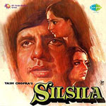Sar Se Sarke Sar Ki Chunariya Lyrics from Silsila