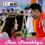 Sun Saathiya Lyrics from ABCD 2