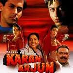 Yeh Bandhan To Pyar Ka Bandhan Hai - Karan Arjun