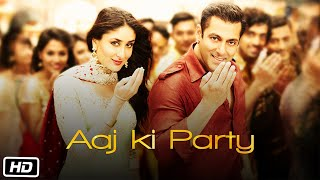 Aaj Ki Party Meri Taraf Se Video