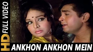 Aankhon Aankhon Mein Baat Hone Do Video