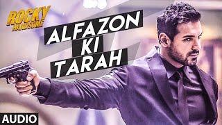 Alfazon Ki Tarah Video