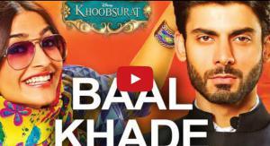 Baal Khade Video