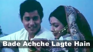 Bade Achche Lagte Hain Video