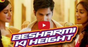 Besharmi Ki Height Video
