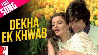 Dekha Ek Khwab to Ye Silsile Hue Video