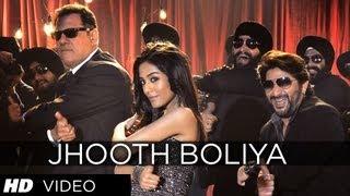 Jhooth Boliya Video