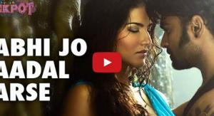 Kabhi Jo Baadal Barse Video