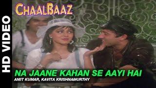 Na Jaane Kahan Se Aayi Hai Video