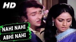 Nahi Nahi Abhi Nahi Video