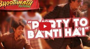 Party Toh Banti Hai Video