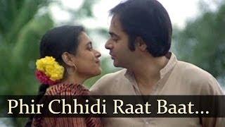Phir Chhidi Raat Baat Phoolon Ki Video