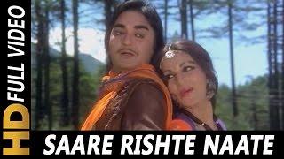 Sare Rishte Naate Tod Ke Aa Gayi Video