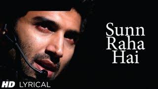 Sun Raha Hai Na Tu Video