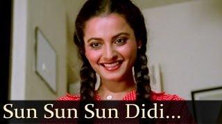 Sun Sun Sun Didi Tere Liye Ek Rishta Aaya Hai Video