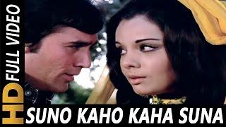 Suno Kaho Kaha Suna Video