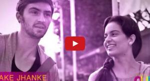 Taake Jhanke Video