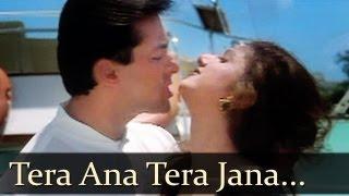 Tera Aana Tera Jaana Video