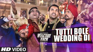 Tutti Bole Wedding Di Video