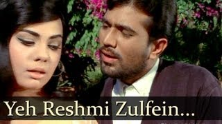Yeh Reshmi Zulfein Video