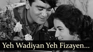 Yeh Wadiyan Yeh Fizayen Video
