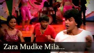 Zara Mudke Mila Aankhein Video