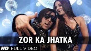 Zor Ka Jhatka Video