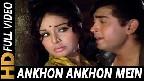 Aankhon Aankhon Mein Baat Hone Do Video Song