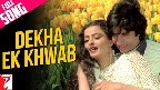 Dekha Ek Khwab to Ye Silsile Hue Video Song
