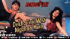 Dekha Teri Mast Nigahon Mein Video Song