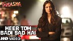 Heer Toh Badi Sad Hai Video Song