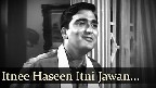 Itni Hasin Itni Jawan Raat Kya Karein Video Song
