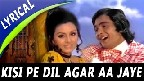 Kisi Pe Dil Agar Aa Jaye to Video Song