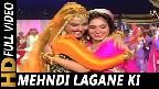 Mehndi Lagane Ki Raat Aa Gayi Video Song