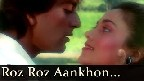 Roz Roz Aankhon Tale Ek Hi Sapna Chale Video Song