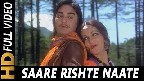 Sare Rishte Naate Tod Ke Aa Gayi Video Song