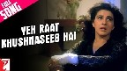 Yeh Raat Khushnaseeb Hai Video Song