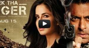 Ek Tha Tiger Trailer