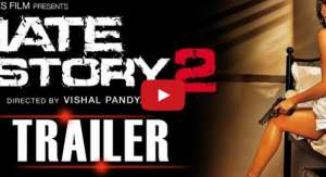 Hate Story 2 Trailer
