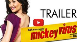 Mickey Virus Trailer