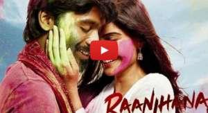 Raanjhnaa Trailer