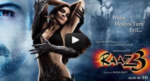 Raaz 3 Trailer