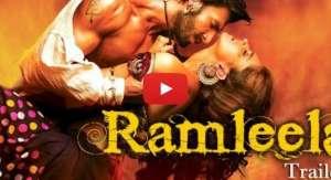 Ram Leela Trailer